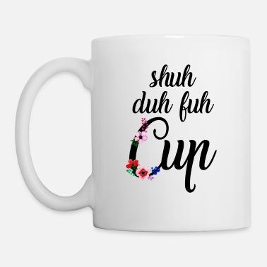 Shuh Duh Fuh Cup Flower - Mug