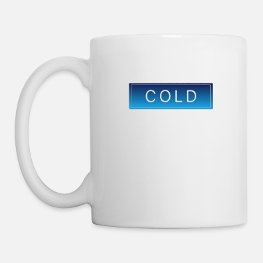 Froid Froid froid hiver froid noël - Mug