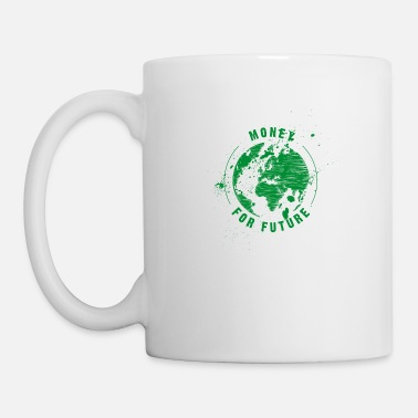 Money for Future- green - Tasse