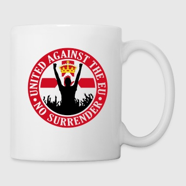 Anti EU Northern Ireland - No Surrender - Mug
