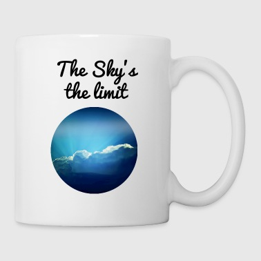 The sky is the limit - Tasse
