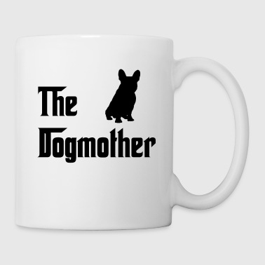 Dogmother Svart - Mugg