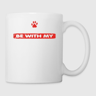 Hund dog love rather bei my CANADIAN ESKIMO DOG - Tasse