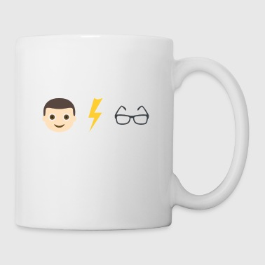 Harry emoji - Tasse