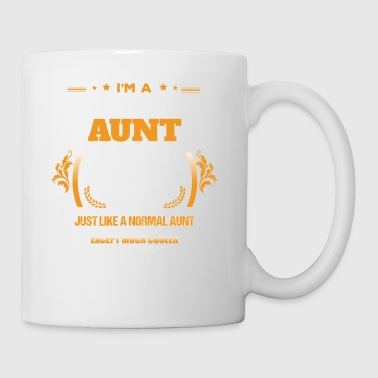 Cricket Tía Aunt Shirt Gift Idea - Taza