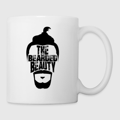 The bearded beauty - Tasse