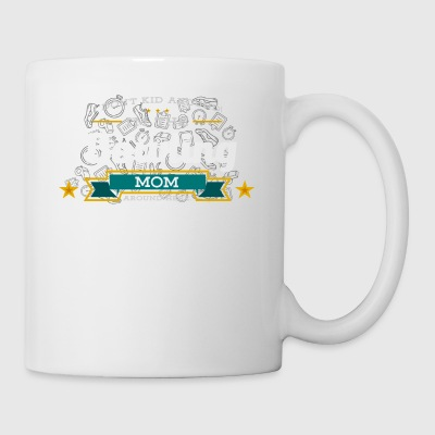 Bowling Mom Mutter Shirt Geschenk Idee - Tasse