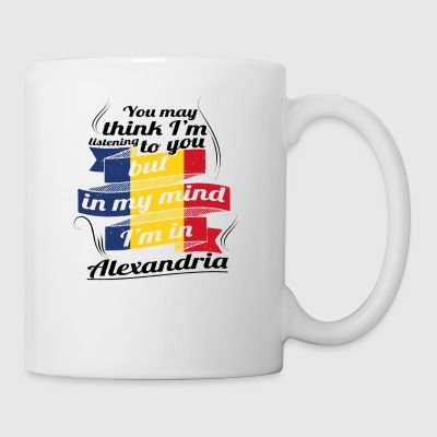 URLAUB Rumaenien ROOTS TRAVEL I M IN Romania Alexa - Tasse