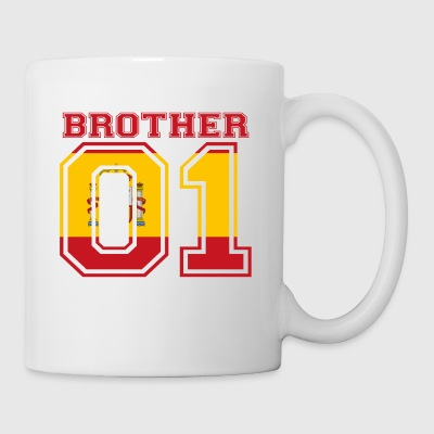 brother brother 01 king Spain - Mug