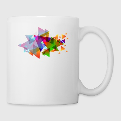 Couleur abstraite - Tasse