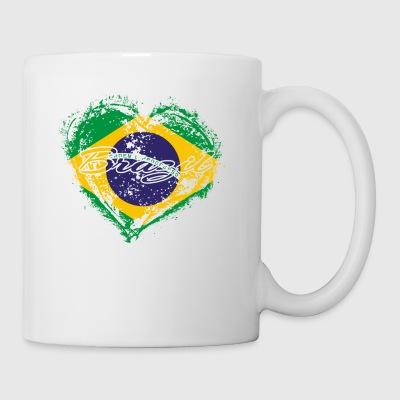 HOME ROOTS COUNTRY POISON LOVE Brazil - Mug
