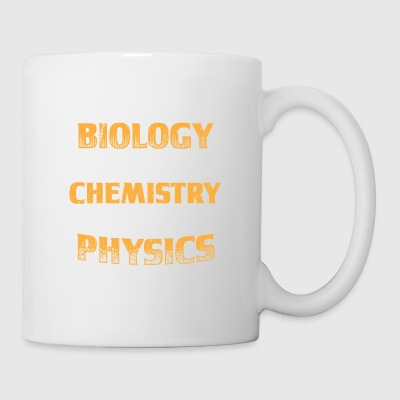 Funny Biology Shirt If It Moves - Mug