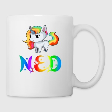 Unicorn Ned - Kop/krus
