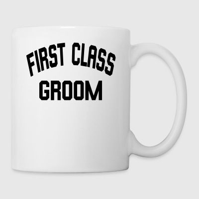 First Class Groom - Tazza