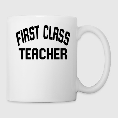 First Class Teacher - Tazza