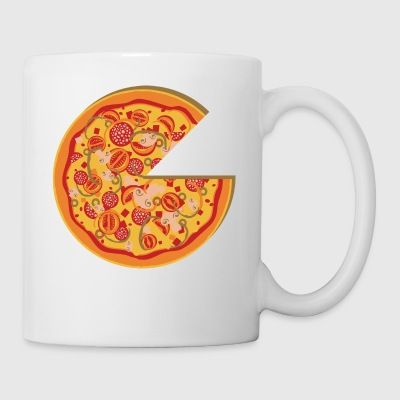 amigo Partnerlook pizza Partners BFF Love Part 1 - Taza
