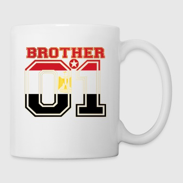 brother brother brother 01 partner Egypt - Mug