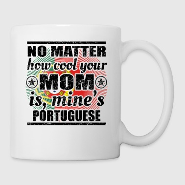 no matter cool mom mother gift Portugal png - Mug