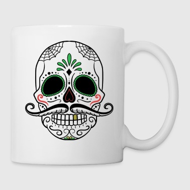 day of the dead 2 - Tasse