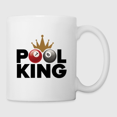 Pool King - Tasse