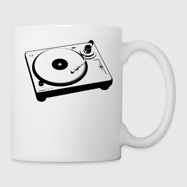 Turntable Mischpult - Tasse