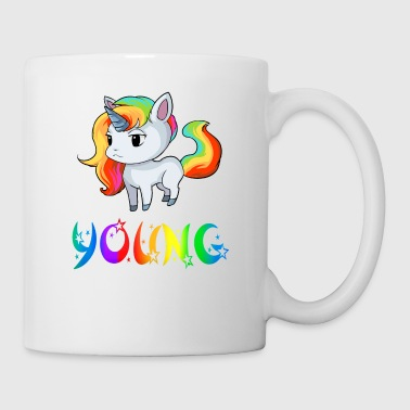 Unicorn Young - Mug
