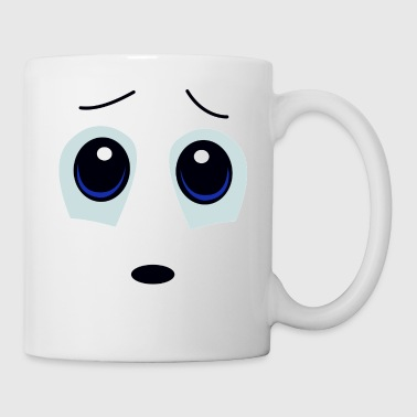 Emoticon - Tasse
