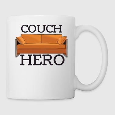 COUCH HERO - Tasse