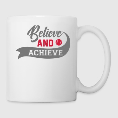 Baseball Motivation - Tasse