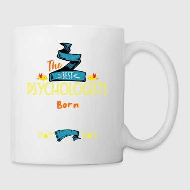 Best Psychologists are Born in January Gift Idea - Mug