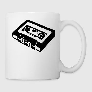 Cassette Old School - Tasse