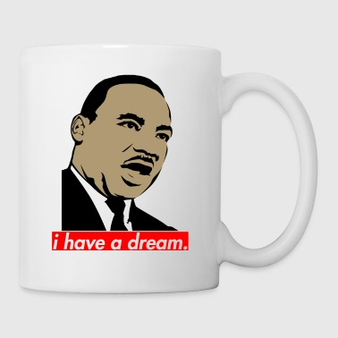 Martin Luther King J'ai un rêve - Tasse