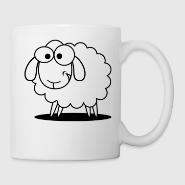 moutons, moutons, - Tasse