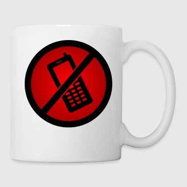 Forbidden phone :) - Mug