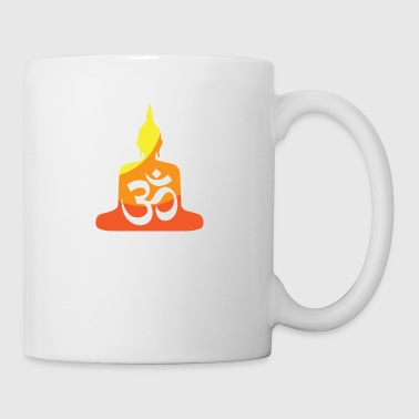 You Can't Control It gift for Yoga Lovers - Mug