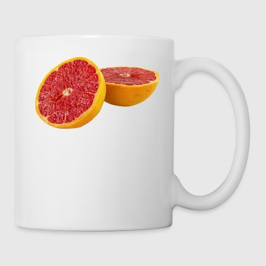 orange sanguine - Tasse