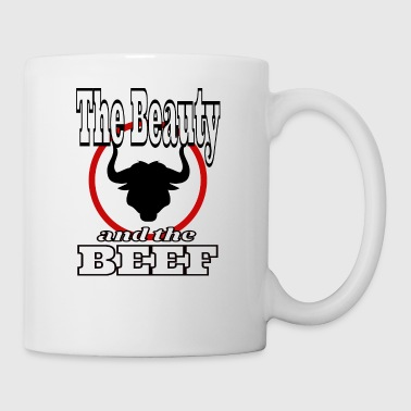 The Beauty and the Beef - Mug