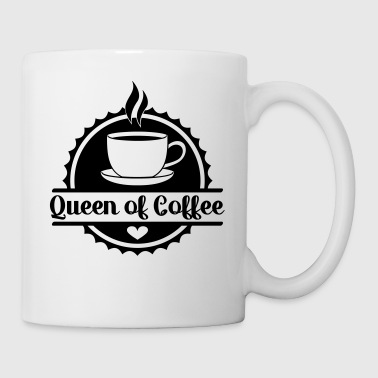 queen of coffee - Tasse