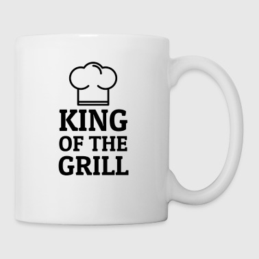 King of the Grill - Tasse