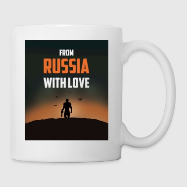 FROM RUSSIA WITH LOVE - Tasse