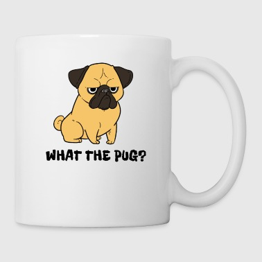 What the pug? - Tasse