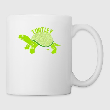 Turtley Niesamowite - Kubek