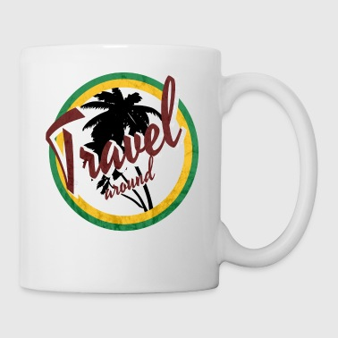 Travel Around - Tasse