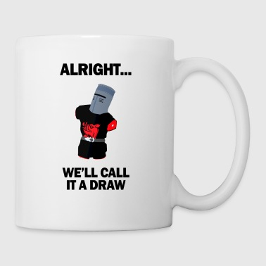The Black Knight - Mug