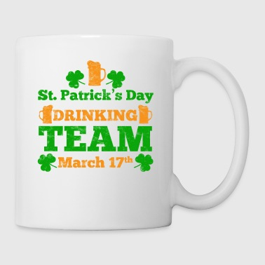 St. Patrick´s Day: Drinking Team March 17th - Tasse