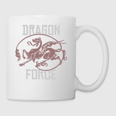 logo Tribal regalo Drago idea - Tazza