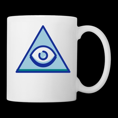 Eye of Providence - Mugg