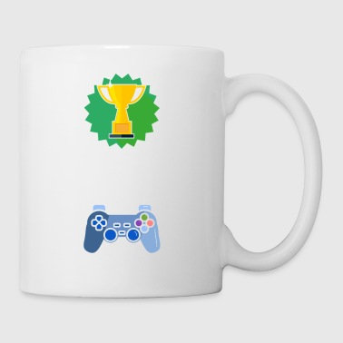 Nivå olåst Back to School Gamer Gaming Gift - Mugg