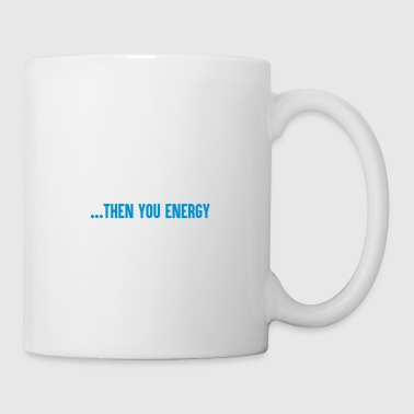 You matter science atom - Tasse