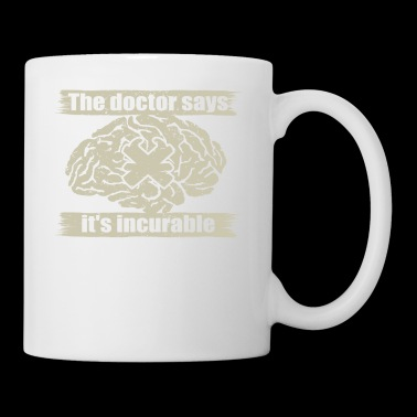 médico dice incurable fresco Schreiner png - Taza
